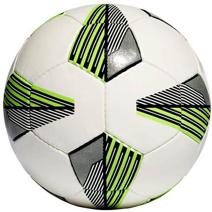 Мяч футбольный Adidas Tiro Match №4 FS0368 Белый, фото 2