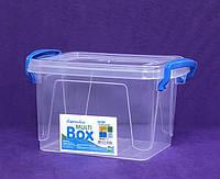 Ланч-бокс пищевой 11.5x8.5x7 (cm) 0.45(л) A-2