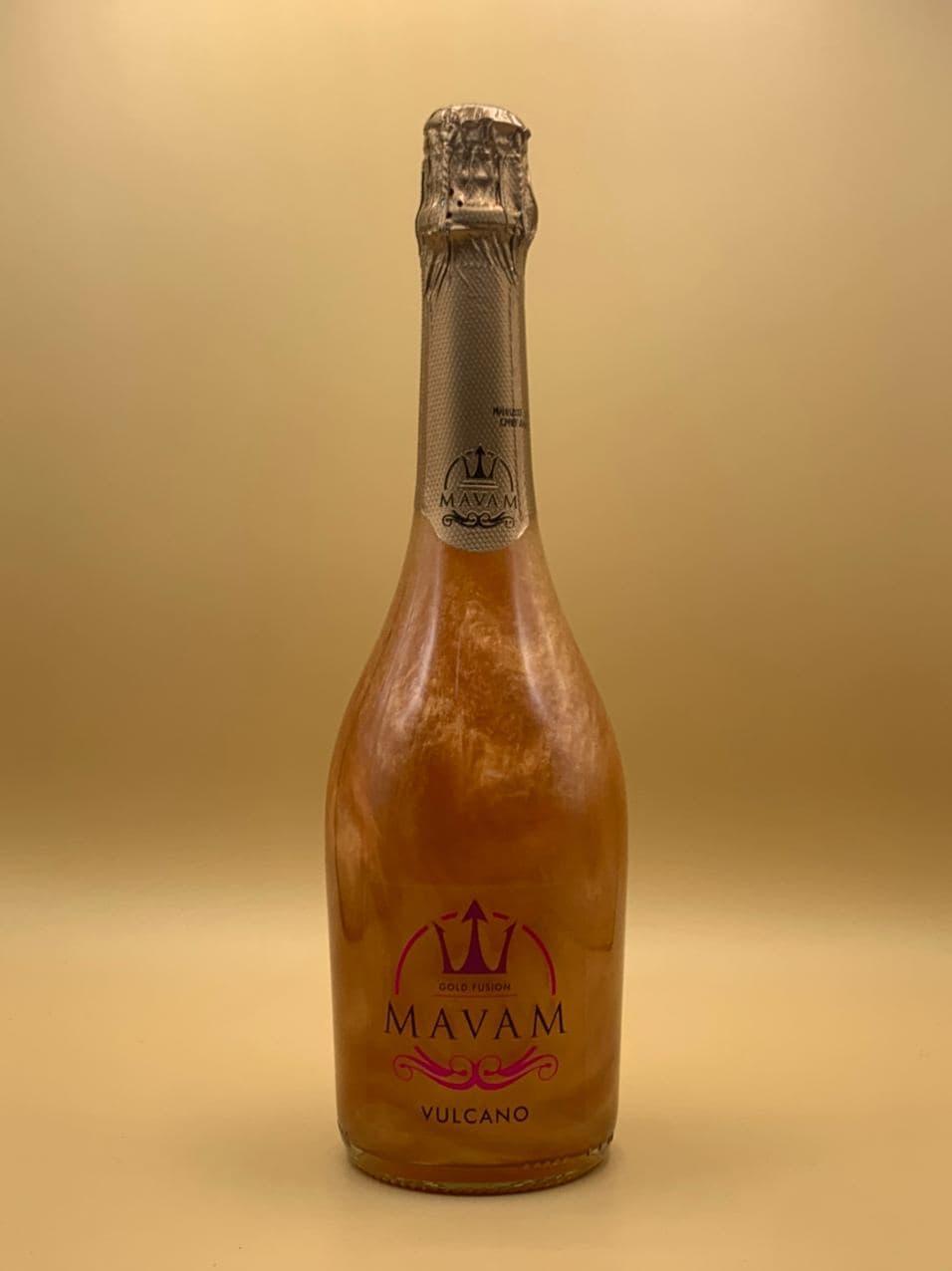 Игристое вино Mavam Vulcano 0.75L Мавам Вулкано 0.7л