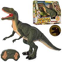 Интерактивная игрушка динозавр на радио пульте управления робот Dinosaur, фото 3