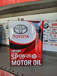 Моторное Масло Toyota  0W-20
