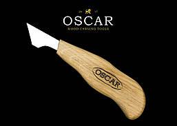 Нож косяк 50°25 мм для резьбы по дереву OSCAR