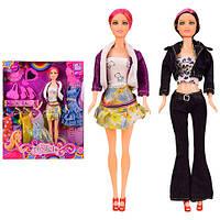 Кукла с нарядами и аксессуарами (2 вида) 663150/51