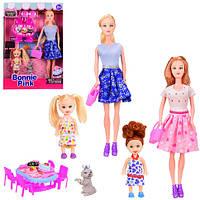 Кукла с питомцем и аксессуарами (2 вида) A112