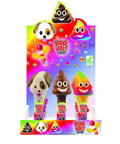 Bip Moji Pop Up Lollipops, фото 2