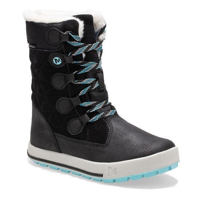 Утепленные детские ботинки Merrell M-Heidi WTRPF