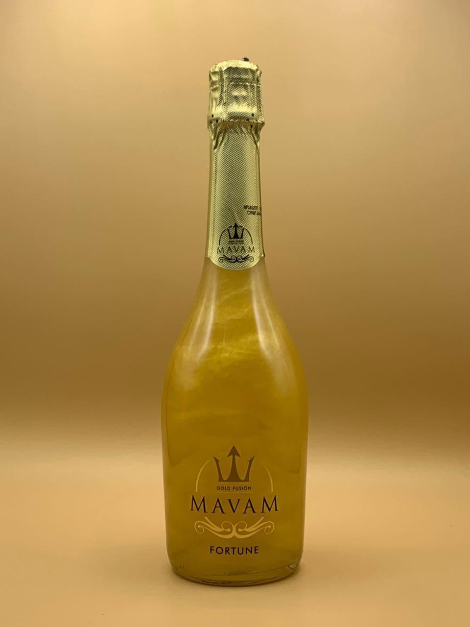 Игристое вино Mavam Fortune 0.75L Мавам Фортуна 0.75л