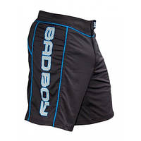 Шорты Bad Boy Fuzion Black/Blue S, фото 1