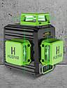 Лазерный нивелир Huepar B03CG, фото 3