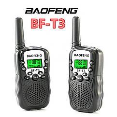 Дитяча рація Baofeng MiNi BF-T3 PMR446 (Baofeng T2). ВСІ КОЛЬОРИ