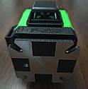 ᐉЗЕЛЕНЫЙ ПРОМІНЬ! Лазерний рівень XEAST XE-94D 16линий + д. у. ПУЛЬТ + ШТАТИВ в подарунок, фото 4