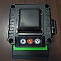 ᐉЗЕЛЕНЫЙ ЛУЧ! Лазерный уровень XEAST XE-93Т 16линий + д.у. ПУЛЬТ + ШТАТИВ в подарок, фото 6