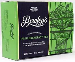 Bewley's Irish Breakfast Teabags, 80