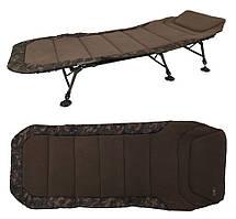 Раскладушка Fox R1 Camo Compact Bedchair