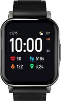 Часы Smart watch Haylou LS02 Black Гарантия 12 месяцев, фото 2