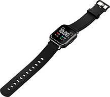Часы Smart watch Haylou LS02 Black Гарантия 12 месяцев, фото 3