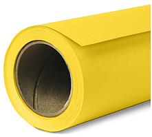 Фон бумажный Savage Widetone Canary рулон 2.18 x 11 м (38-86)
