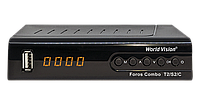 Комплект World Vision Foros Combo + Wi-Fi USB адаптер RT5370 5dBi