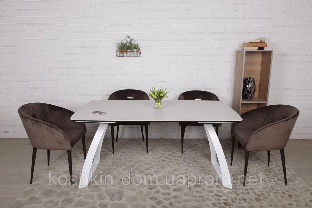 Стол обеденный London керамика 160/240*90*75 см