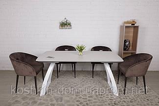Стіл обідній London кераміка 160/240*90*75 см