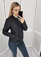 Куртка женская норма 310, черная