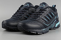 Кроссовки унисекс женские синие Bona 687W-2 Бона Размеры 36 37 38 41, фото 1