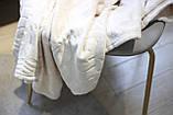 Плед флисовый Bella Villa 200х220 см молочный, фото 4