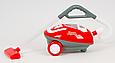 Детский игровой пылесос 22 см, шланг 63 см, пенопластовые шарики, свет 3200, фото 2