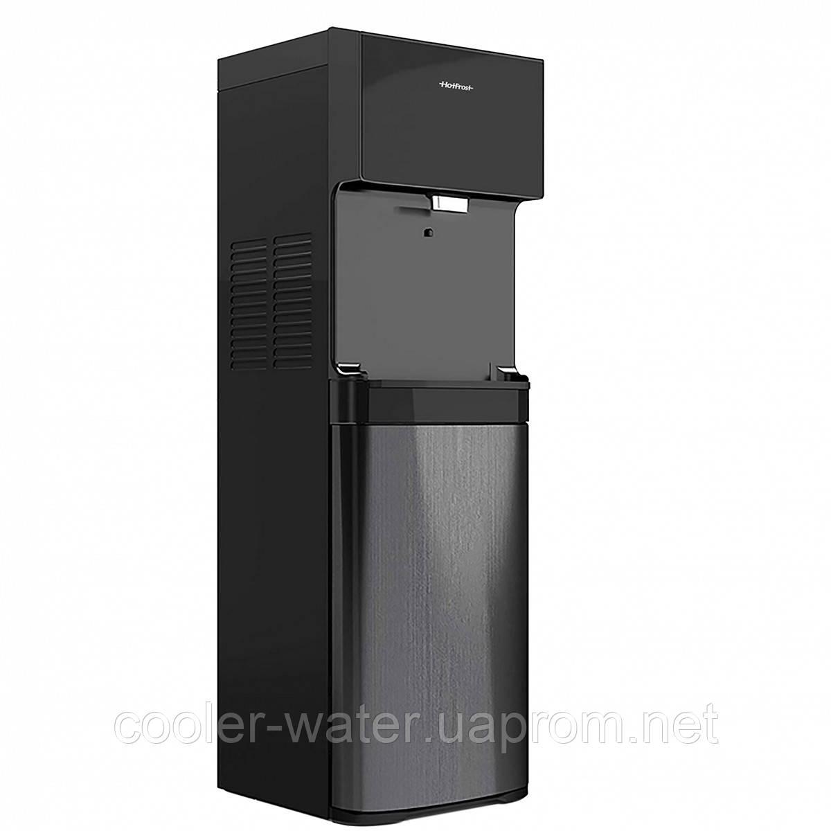 Кулер для воды HotFrost V450AMI Black с бесконтактным управлением