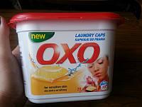 Гелевые капсулы OXO 20 шт чувствит.