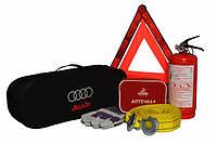 Сумка-набір автомобіліста Audi кроссовер 01-078-л чорный, фото 1