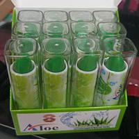 Гигиеническая помада для губ Aloe Vera c витамин Е
