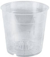 Горшок для орхидей из прозрачного пластика, 1,5 л
