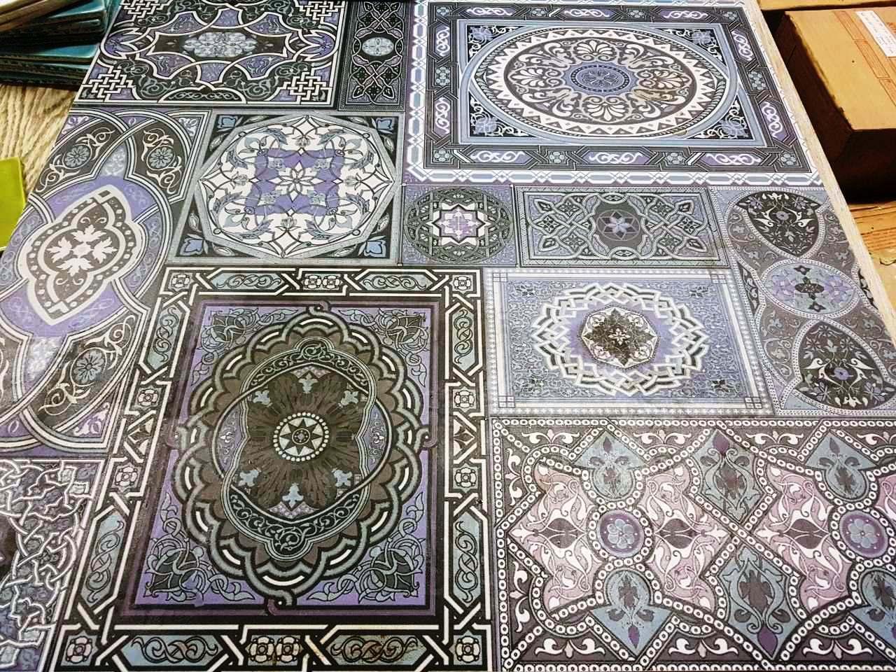 Плитка для пола керамогранитная Aladdin BL Большой Размер Керамогранит напольный стиль Прованс