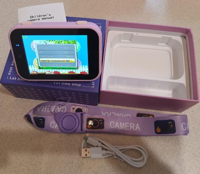 Оригінальні дитячі відео камери, інтерактивні іграшки для дітей, фото, ціна, з Китаю, в Україні