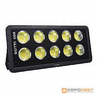 LED Прожектор Евросвет SOTTI-500 500W IP65 6400К 000055277