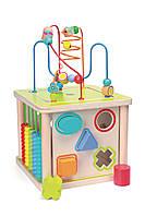 Бізіборд - кубік іграшка для дітей