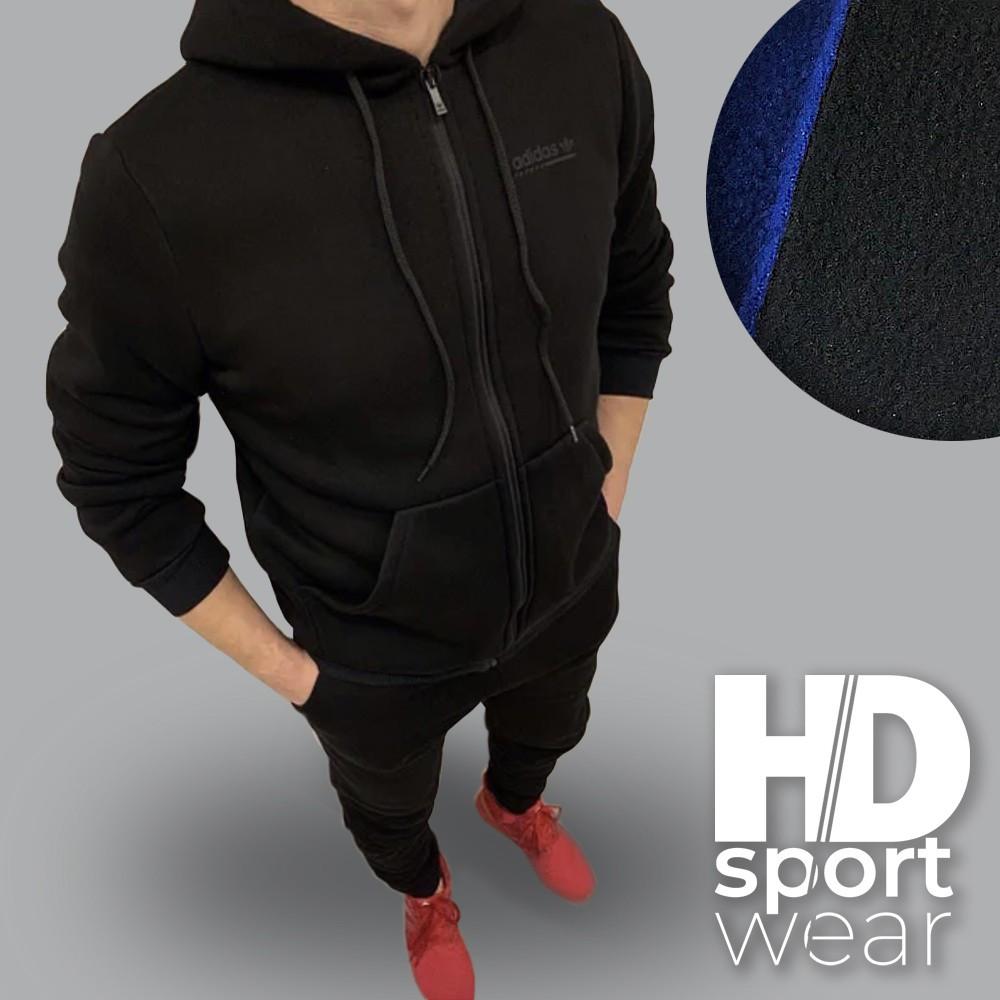 Мужские спортивные костюмы Adidas, на флисе