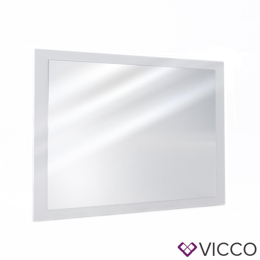 Зеркало в ванную, 45x60 Vicco, белый