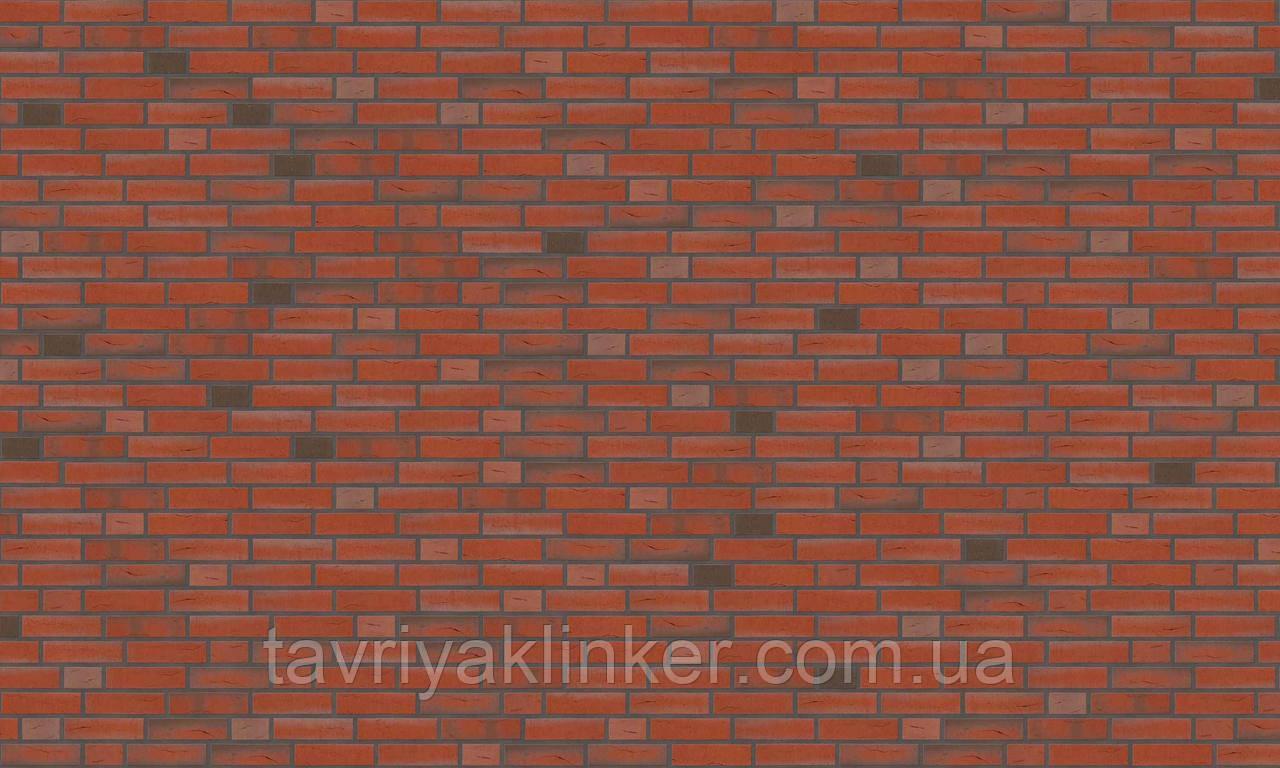 Клинкерный кирпич OLFRY Patina Wasserstrich, 240х115х71