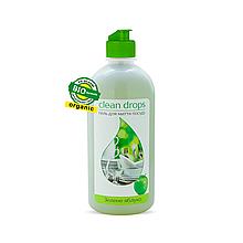 """СВОД Гель для мытья посуды """"Зеленое яблоко"""", 0,5л"""