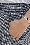 Міранда. Укорочені літні брюки великих розмірів. Чорний лапка., фото 5