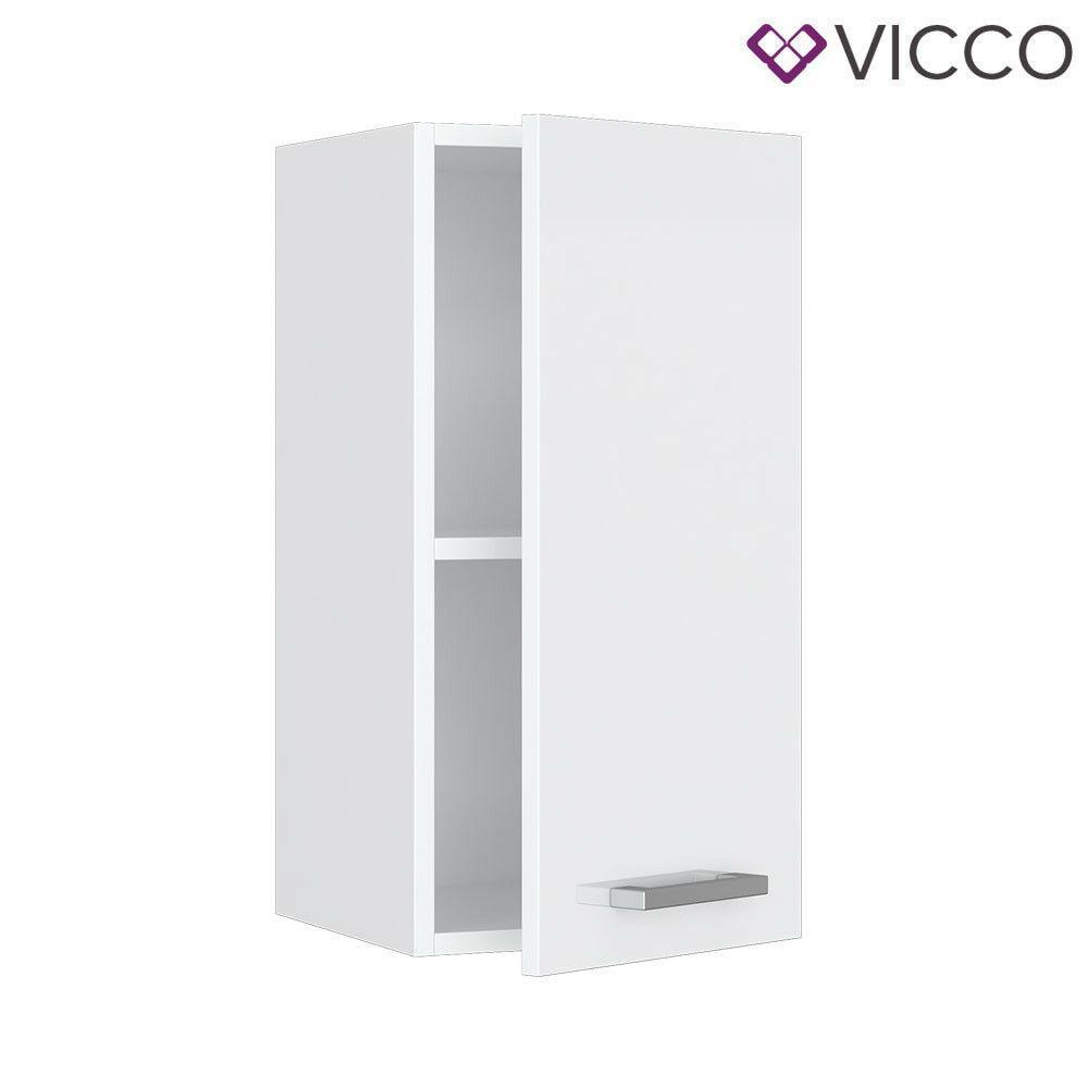 Кухонный модуль, верхний шкаф 30х31, белый