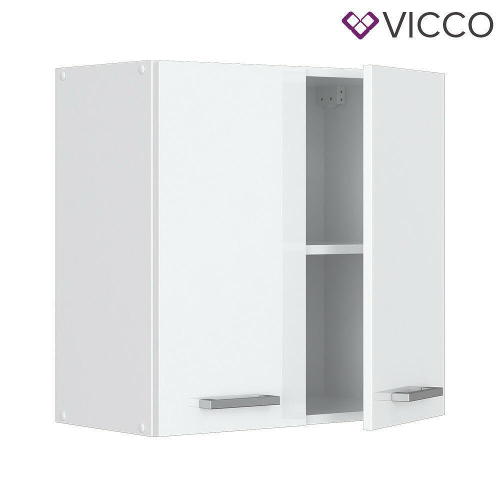 Кухонний навісна шафа 60х31 Vicco, білий