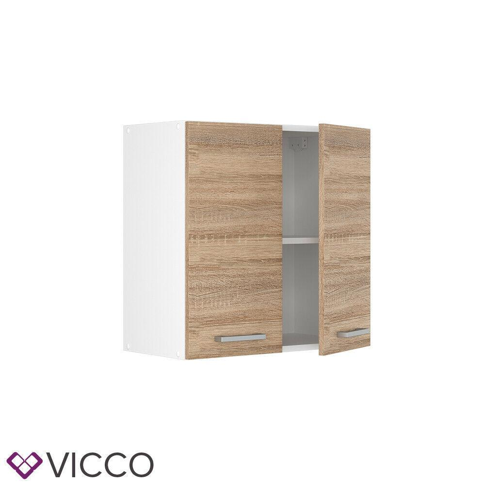 Кухонний навісна шафа 60х31 Vicco, сонома