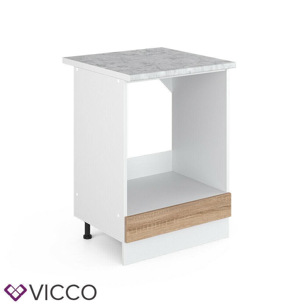 Кухонный шкаф под духовку 60х46 Vicco, сонома