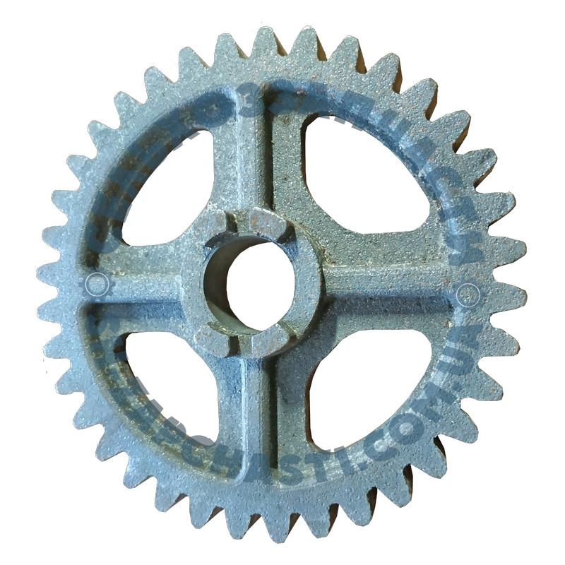 Колесо зубчатое СУЛ 103В (Z=36) редуктора (Зубчатка) на сеялку зерновую СЗ-3,6