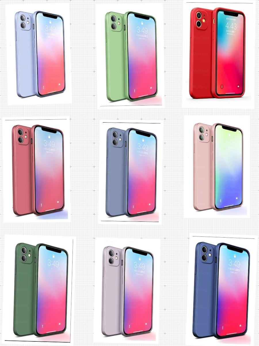 Чохол силіконовий для Iphone 12 Pro Max