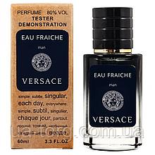 Versace Eau Fraiche TESTER LUX, мужской, 60 мл