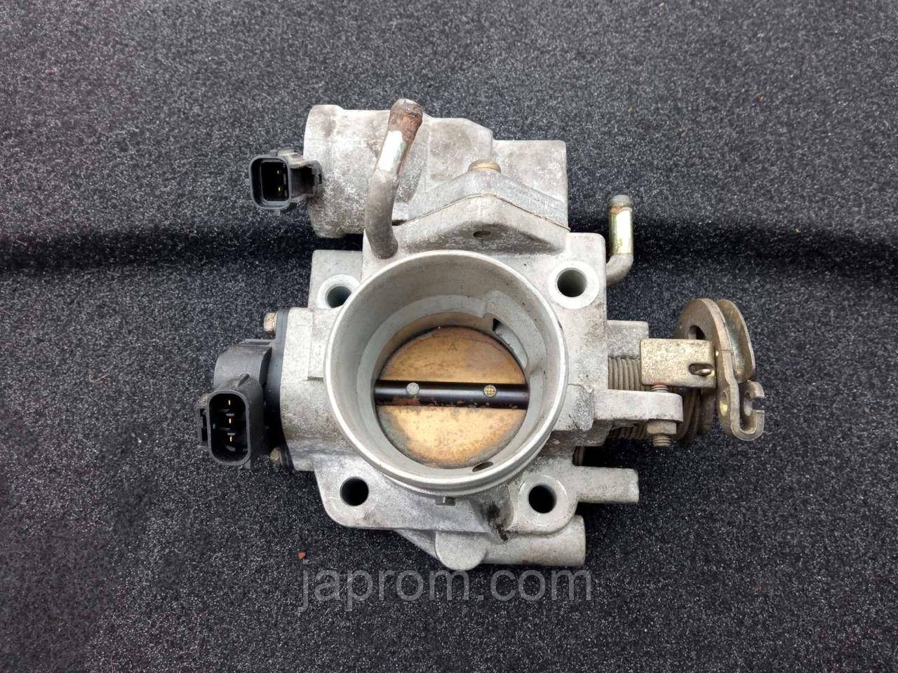 Дроссельная заслонка Mazda 323 BJ 1997-2002г.в. 1,6 бензин ZM01